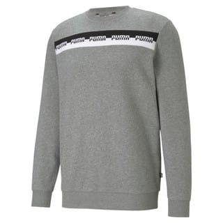 Изображение Puma Толстовка Amplified Crew Neck Men's Sweater