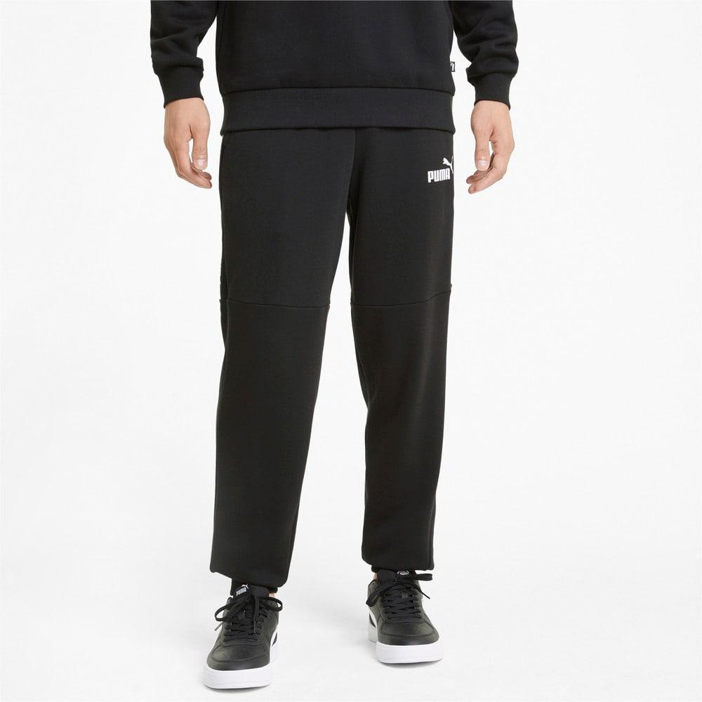 Изображение Puma Штаны Amplified Men's Sweatpants #1: Puma Black