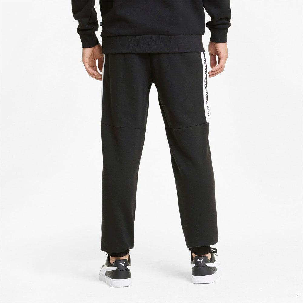 Изображение Puma Штаны Amplified Men's Sweatpants #2: Puma Black