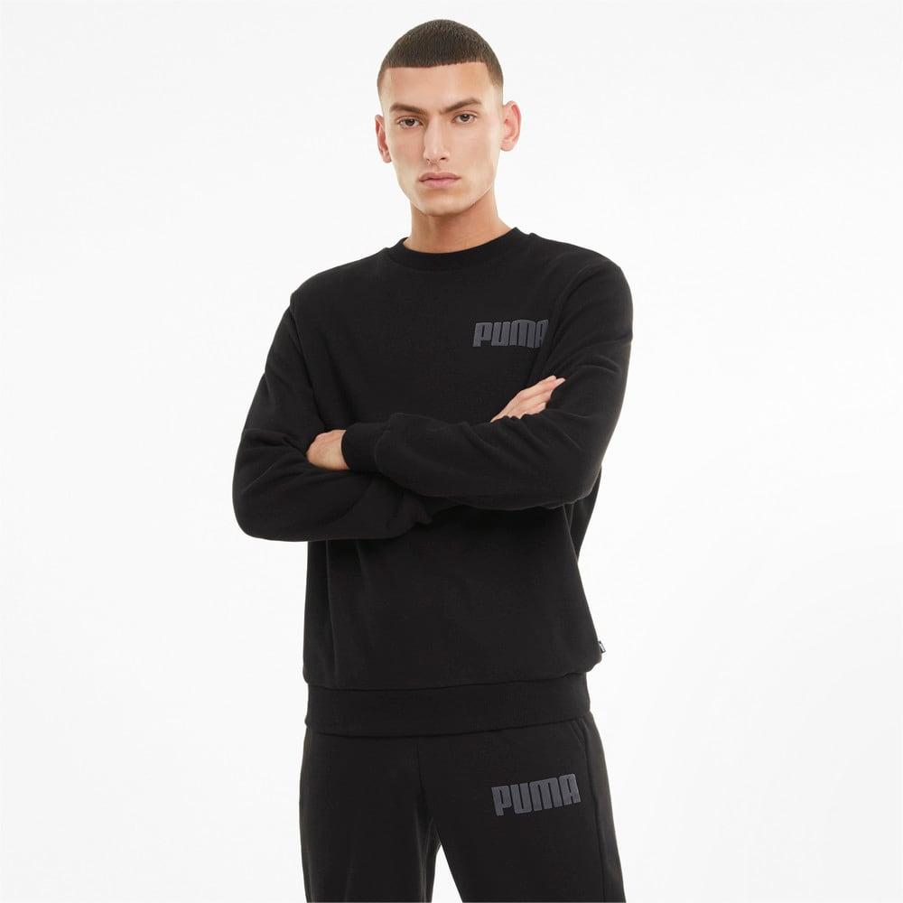 Изображение Puma Толстовка Modern Basics Crew Neck Men's Sweater #1
