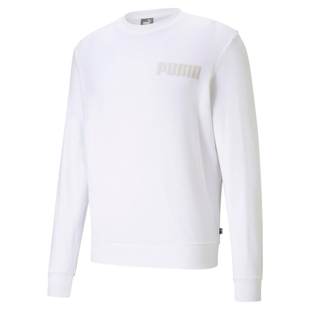 Görüntü Puma MODERN BASICS Bisiklet Yaka Erkek Sweatshirt #1