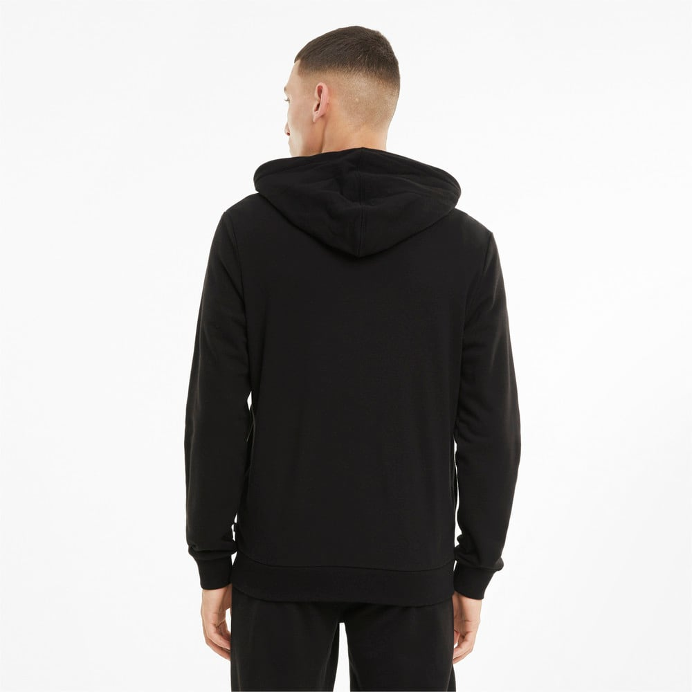 Изображение Puma Толстовка Modern Basics Full-Zip Men's Hoodie #2: Puma Black