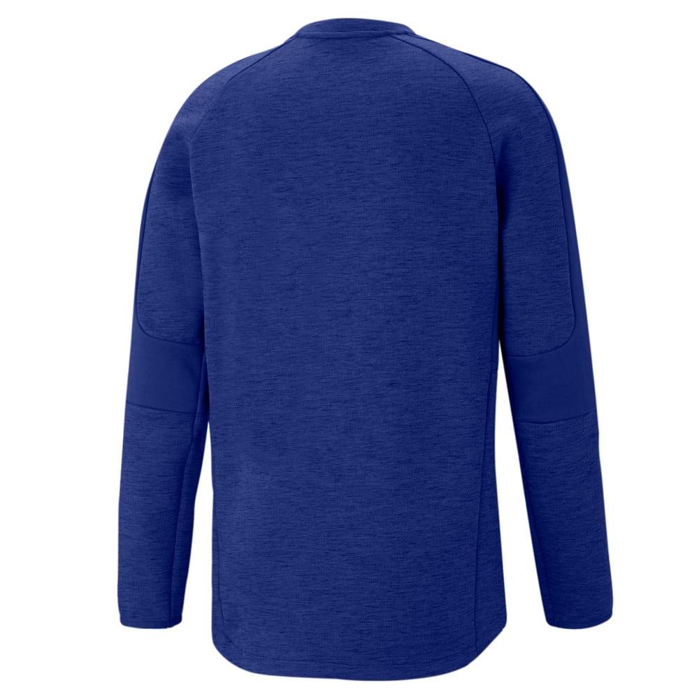 Зображення Puma Толстовка Evostripe Crew Neck Men's Sweater #2: Elektro Blue