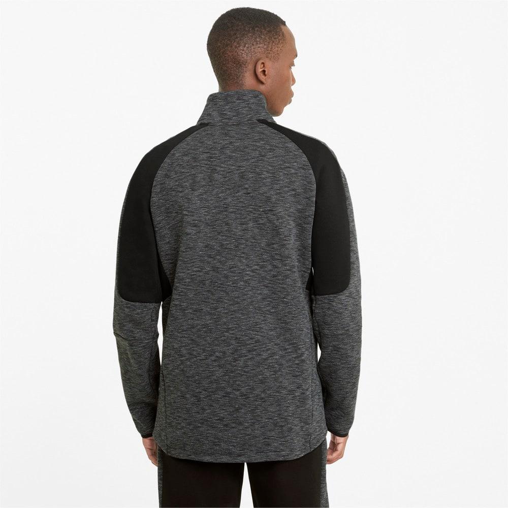 Image Puma Evostripe Half-Zip Men's Sweater #2