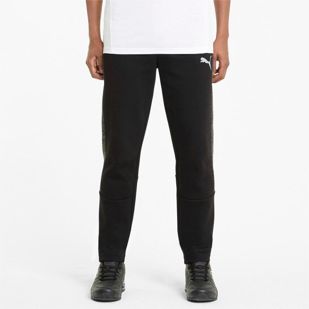 Изображение Puma Штаны Evostripe Men's Pants #1: Puma Black