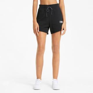 Изображение Puma Шорты Rebel High Waist Women's Shorts