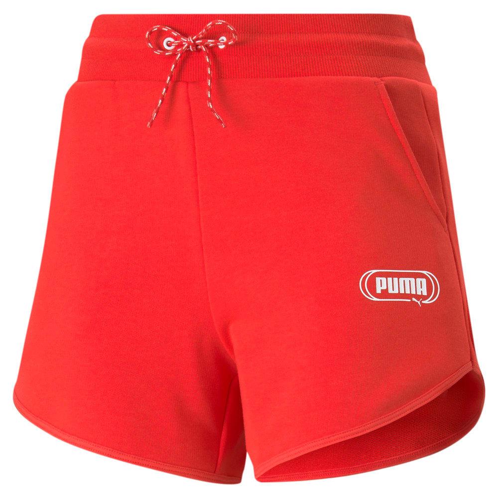 Зображення Puma Шорти Rebel High Waist Women's Shorts #1