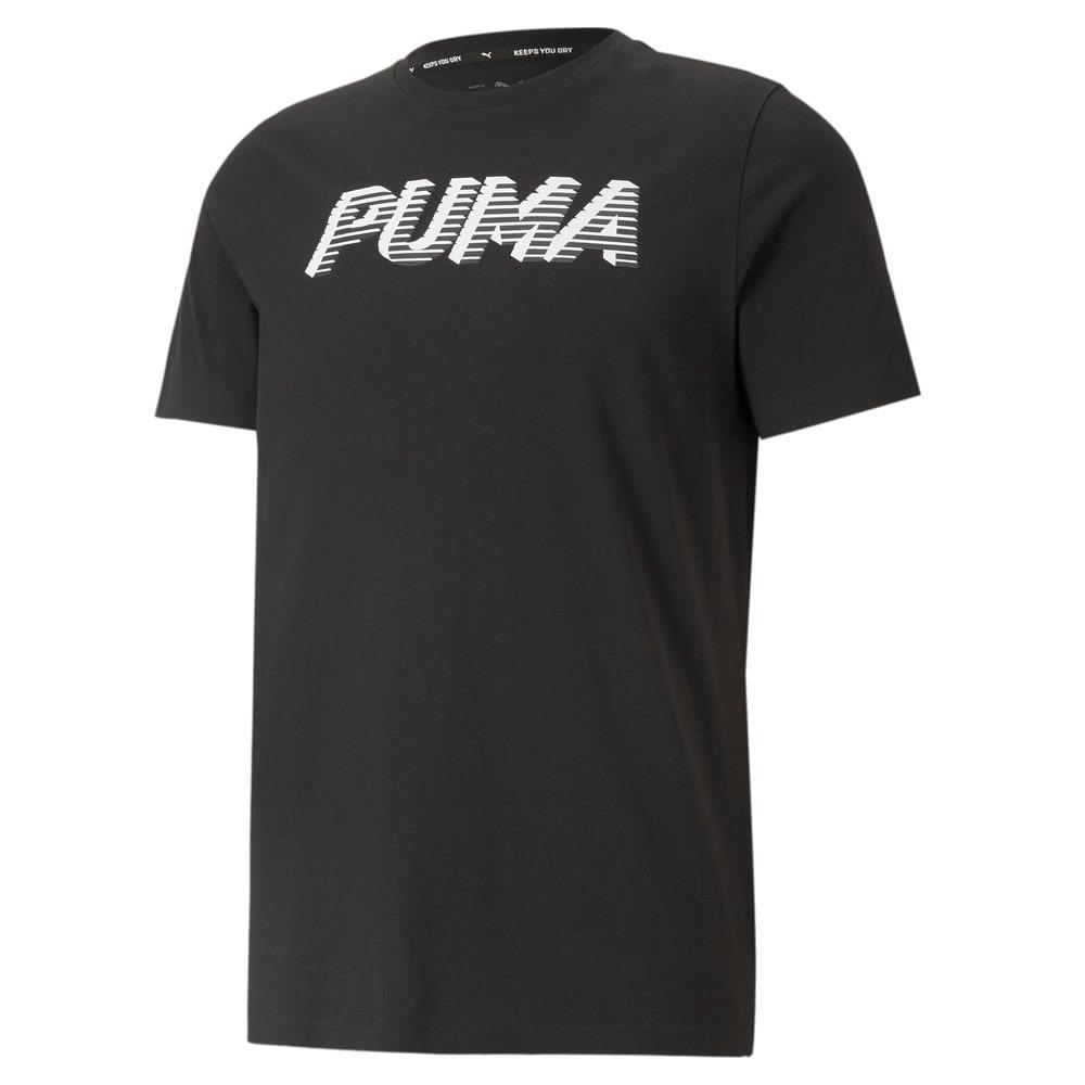 Изображение Puma Футболка Modern Sports Logo Men's Tee #1