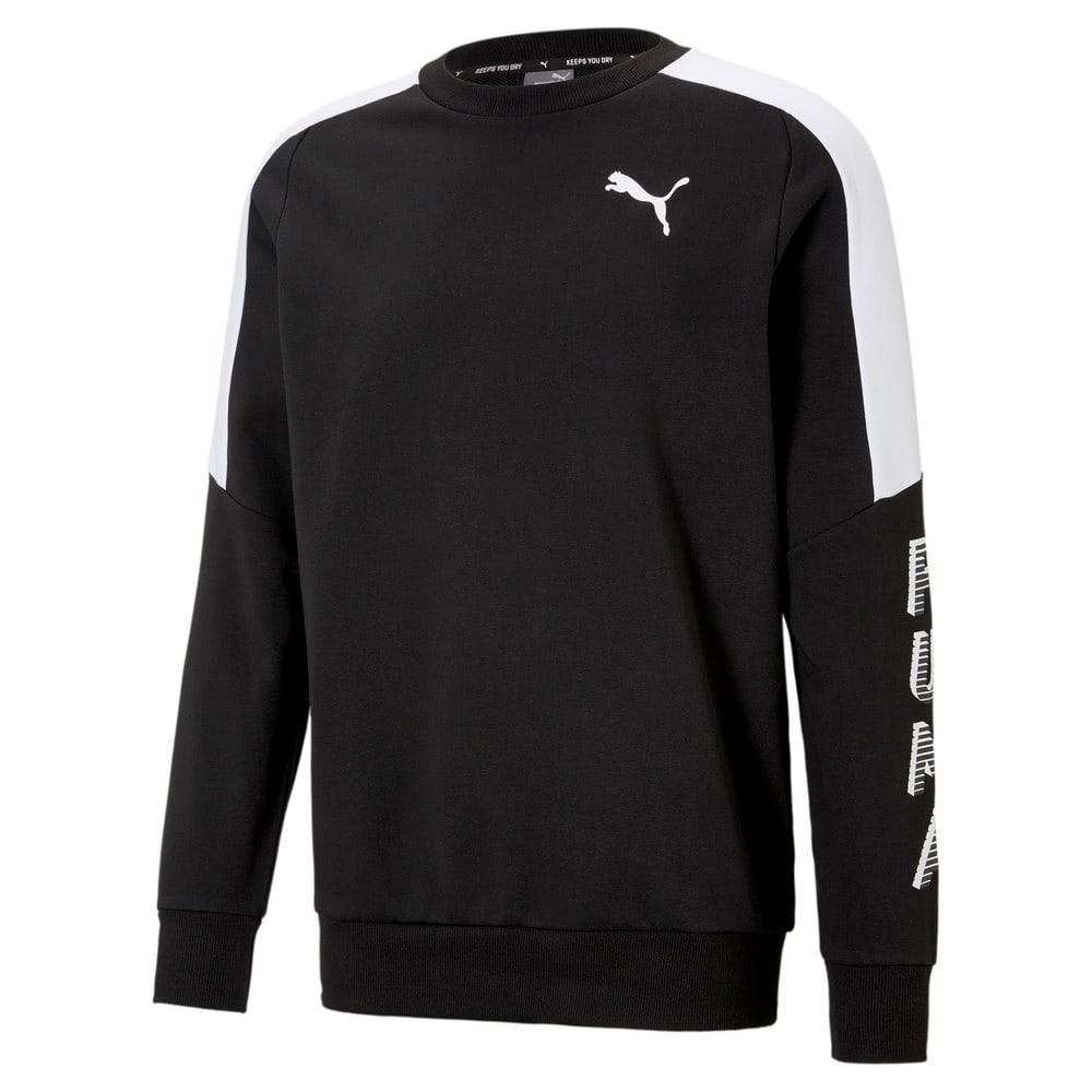 Зображення Puma Толстовка Modern Sports Crew Neck Men's Sweater #1