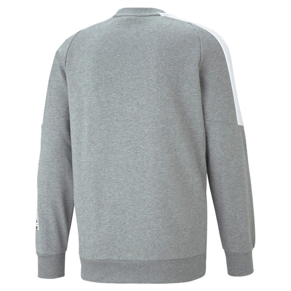 Изображение Puma Толстовка Modern Sports Crew Neck Men's Sweater #2: Medium Gray Heather