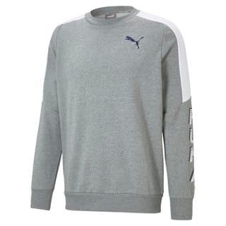 Зображення Puma Толстовка Modern Sports Crew Neck Men's Sweater