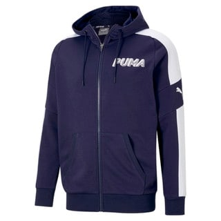Изображение Puma Толстовка Modern Sports Full-Zip Men's Hoodie