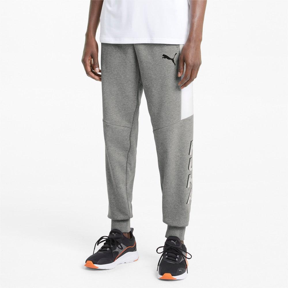 Изображение Puma Штаны Modern Sports Men's Sweatpants #1: Medium Gray Heather