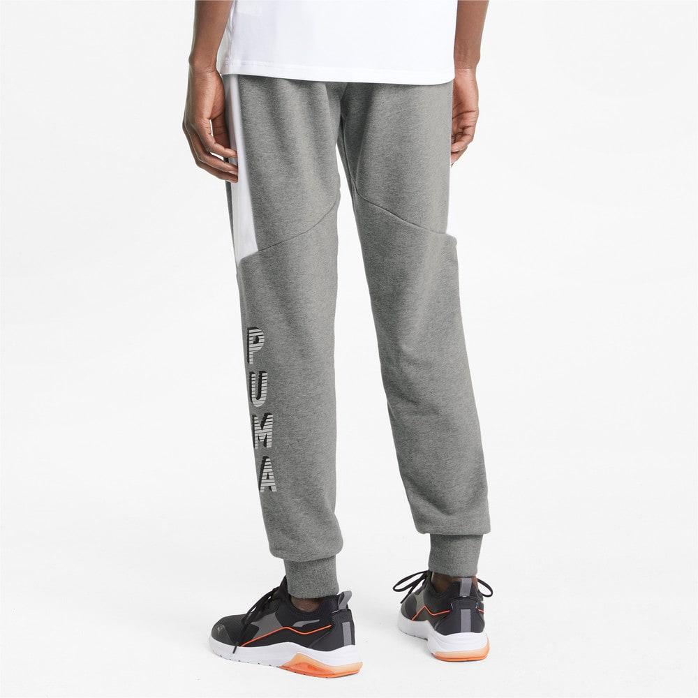 Изображение Puma Штаны Modern Sports Men's Sweatpants #2: Medium Gray Heather