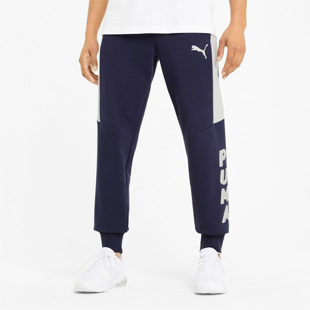 Изображение Puma Штаны Modern Sports Men's Sweatpants #1: Peacoat