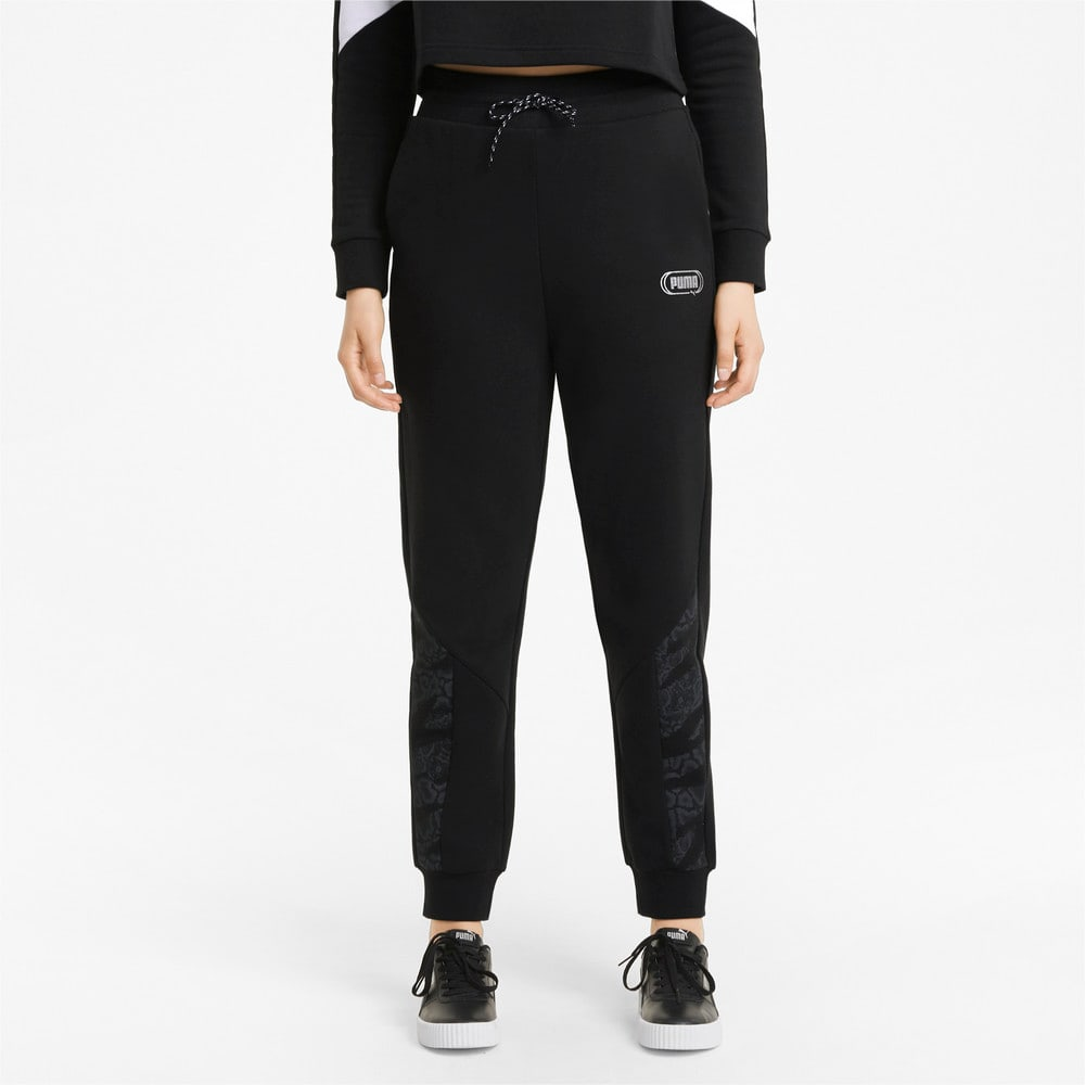 Зображення Puma Штани Rebel High Waist Women's Pants #1