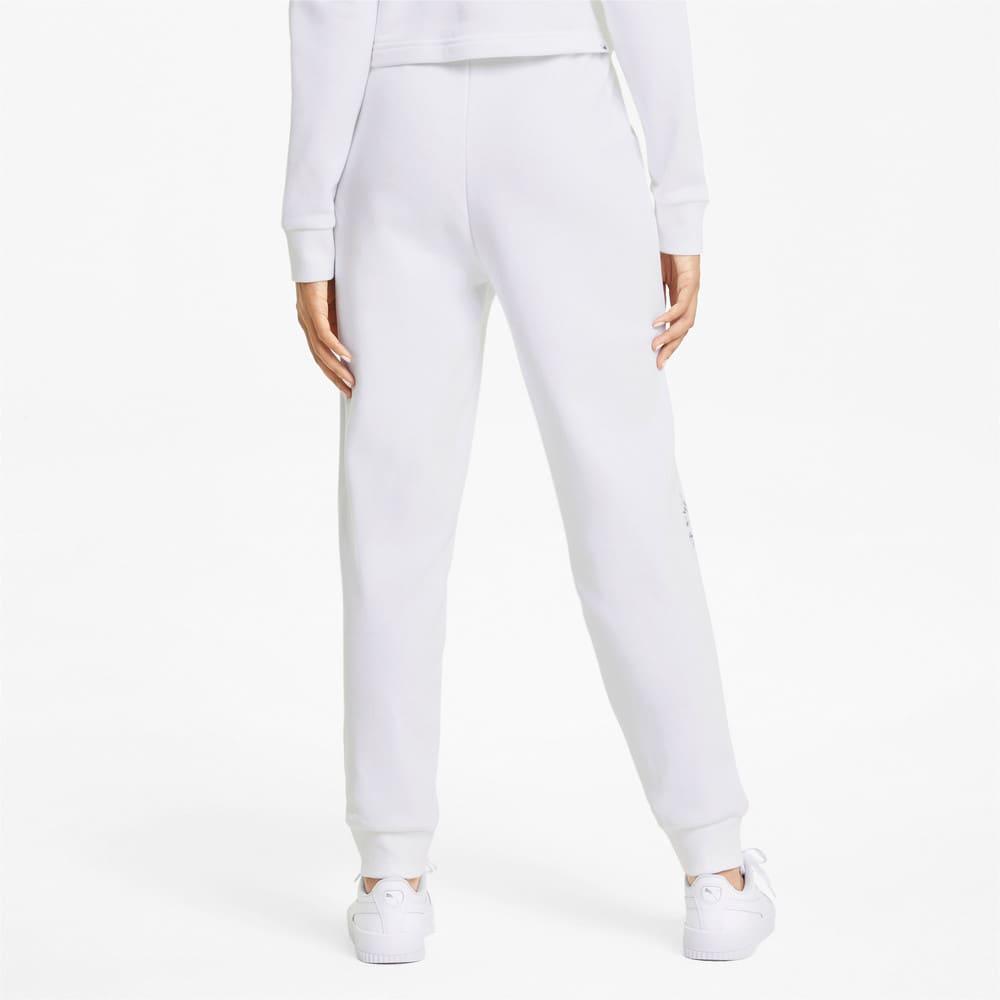 Imagen PUMA Pantalones de cintura alta para mujer Rebel #2