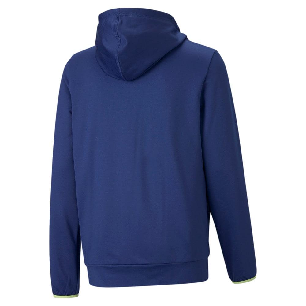 Зображення Puma Толстовка RTG Full-Zip Men's Hoodie #2: Elektro Blue
