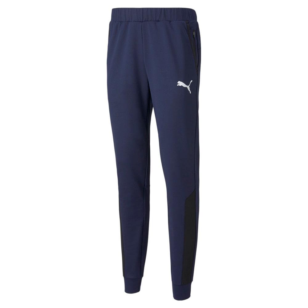 Изображение Puma Штаны RTG Knitted Men's Sweatpants #1: Peacoat
