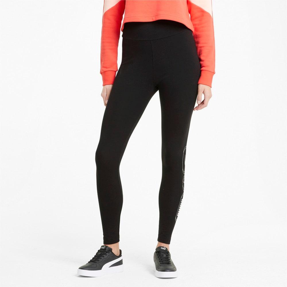 Зображення Puma Легінси Rebel High Waist 7/8 Women's Leggings #1