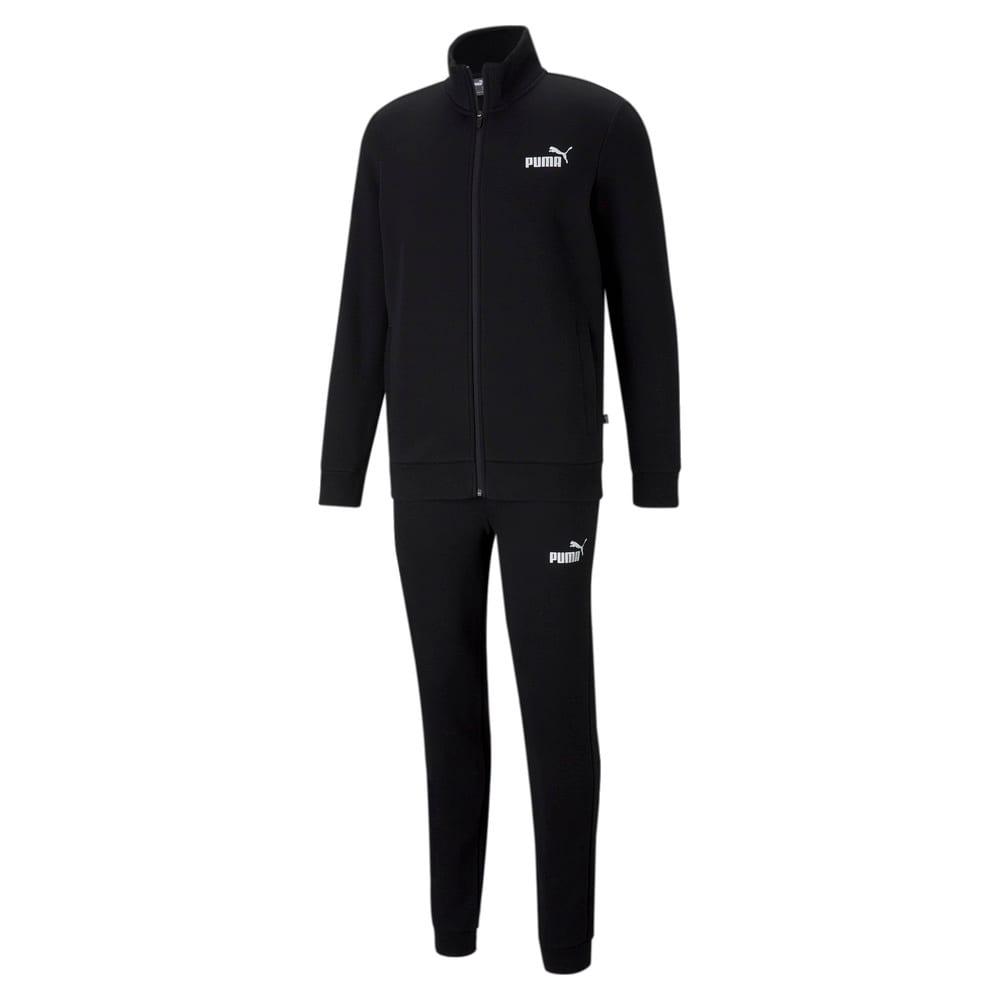 Зображення Puma Спортивний костюм Clean Men's Tracksuit #1: Puma Black
