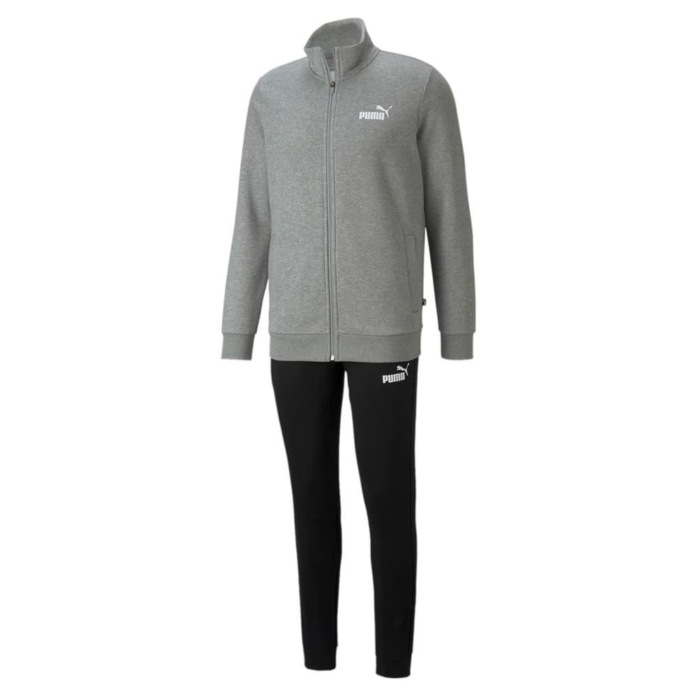 Зображення Puma Спортивний костюм Clean Men's Tracksuit #1: Medium Gray Heather