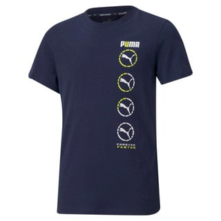 Изображение Puma Детская футболка Active Sports Graphic Youth Tee
