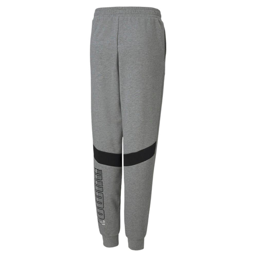 Зображення Puma Штани Active Sports Youth Sweatpants #2: Medium Gray Heather