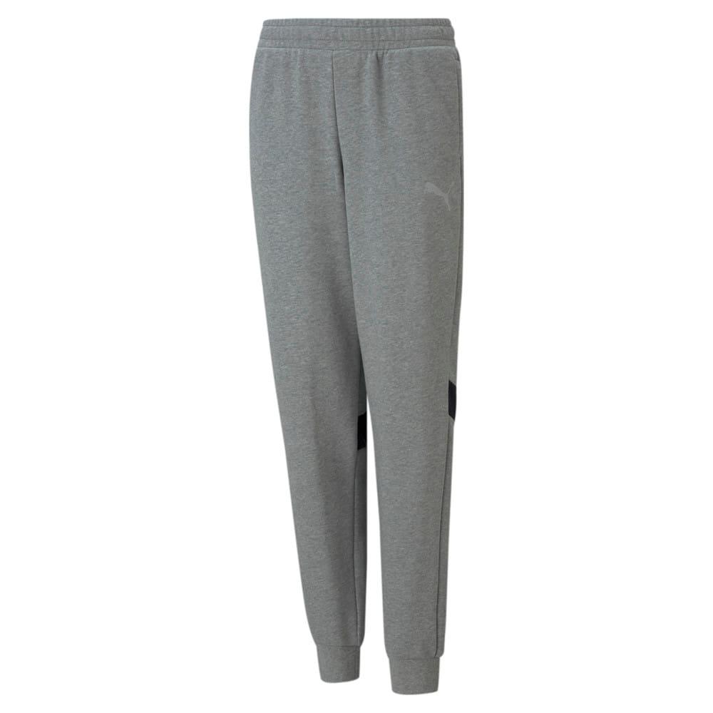 Зображення Puma Штани Active Sports Youth Sweatpants #1: Medium Gray Heather