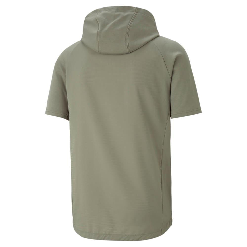 Изображение Puma Толстовка с коротким рукавом Evostripe Short Sleeve Men's Jacket #2