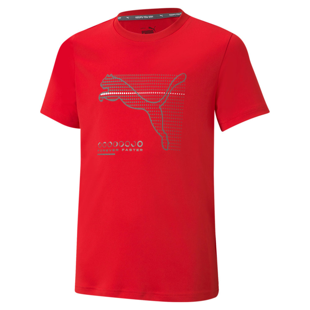 Image Puma Active Sports Youth Tee #1