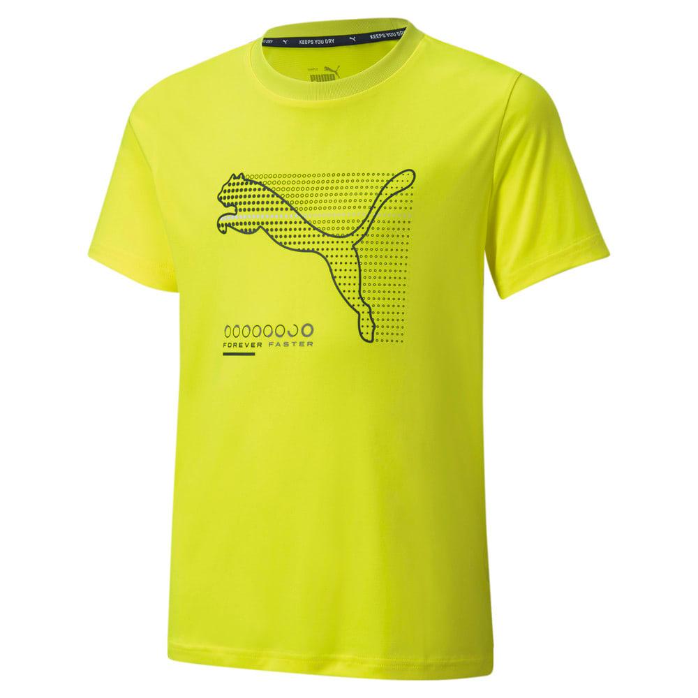 Изображение Puma Детская футболка Active Sports Youth Tee #1