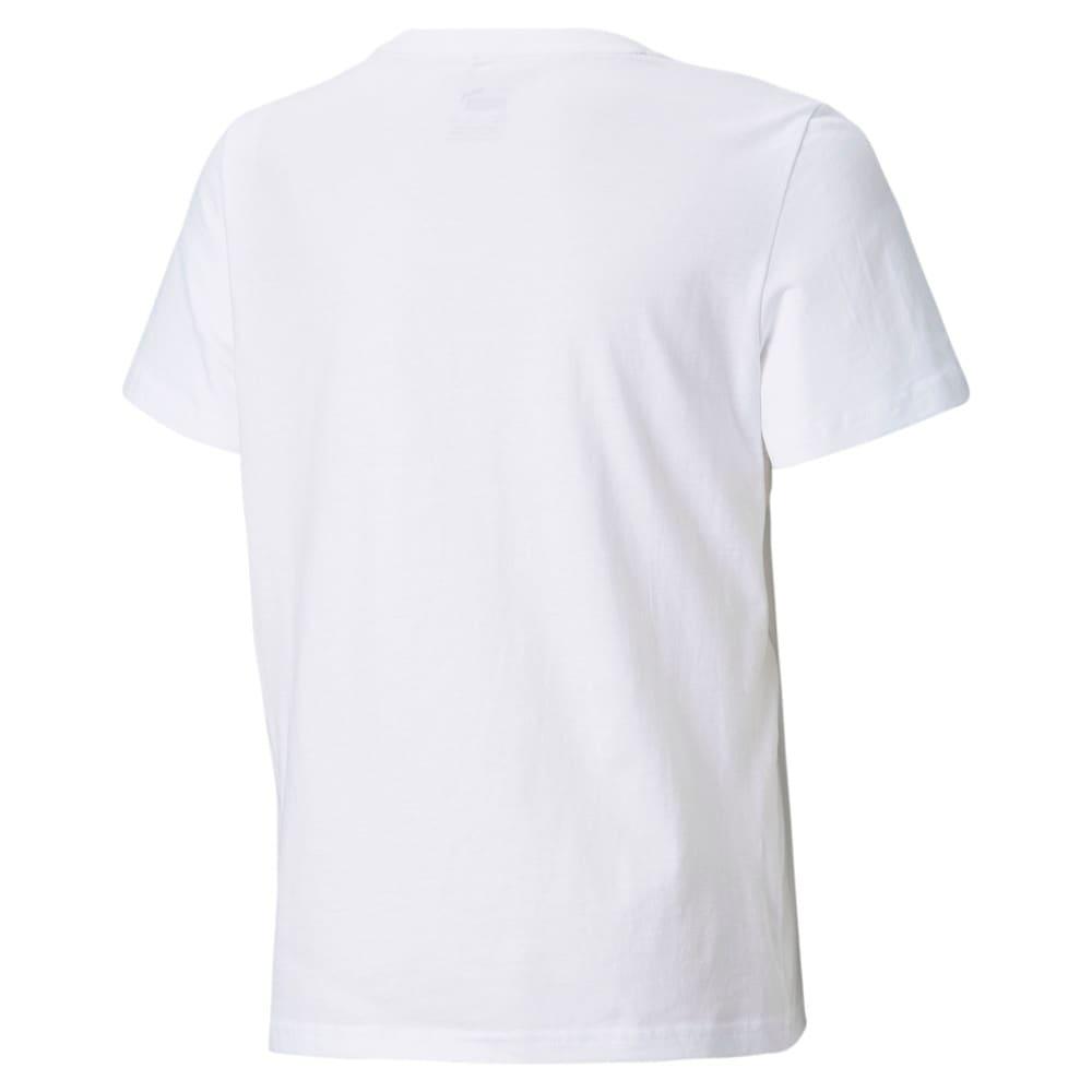 Зображення Puma Дитяча футболка Alpha Graphic Youth Tee #2