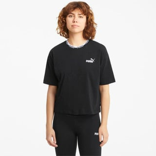 Image PUMA Camiseta AMPLIFIED Feminina