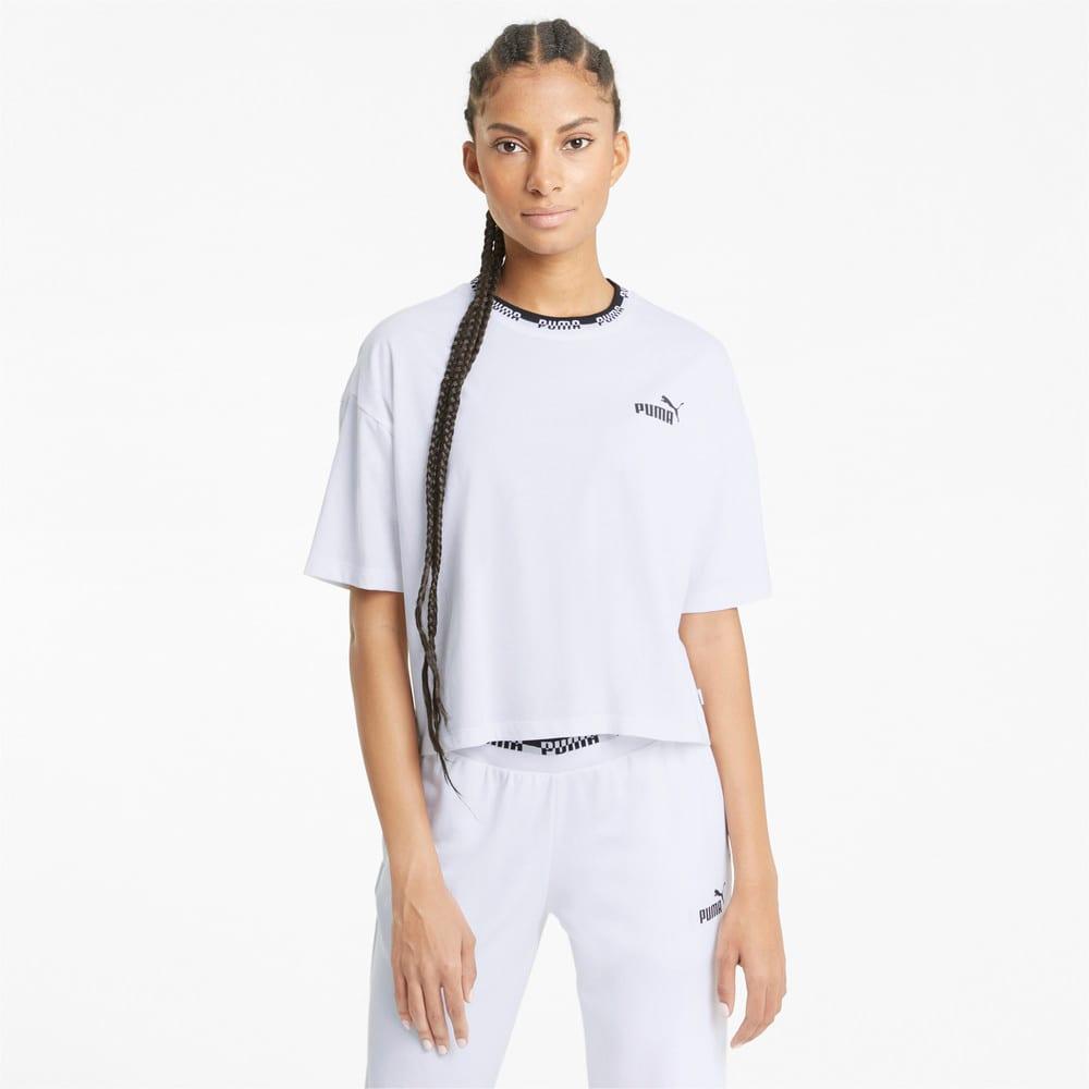 Image PUMA Camiseta AMPLIFIED Feminina #1