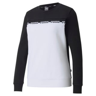 Зображення Puma Толстовка Amplified Crew Neck Women's Sweatshirt