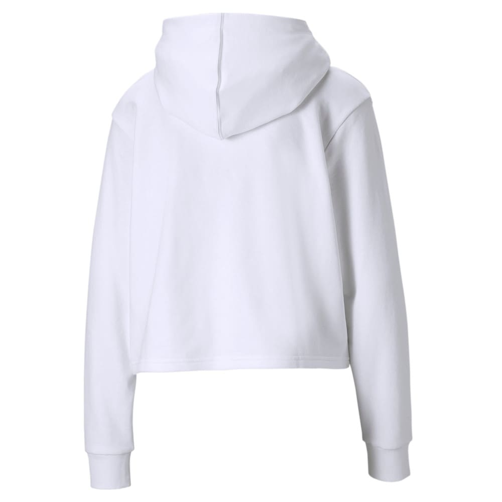 Изображение Puma Толстовка Amplified Cropped Women's Hoodie #2