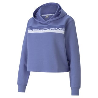 Зображення Puma Толстовка Amplified Cropped Women's Hoodie