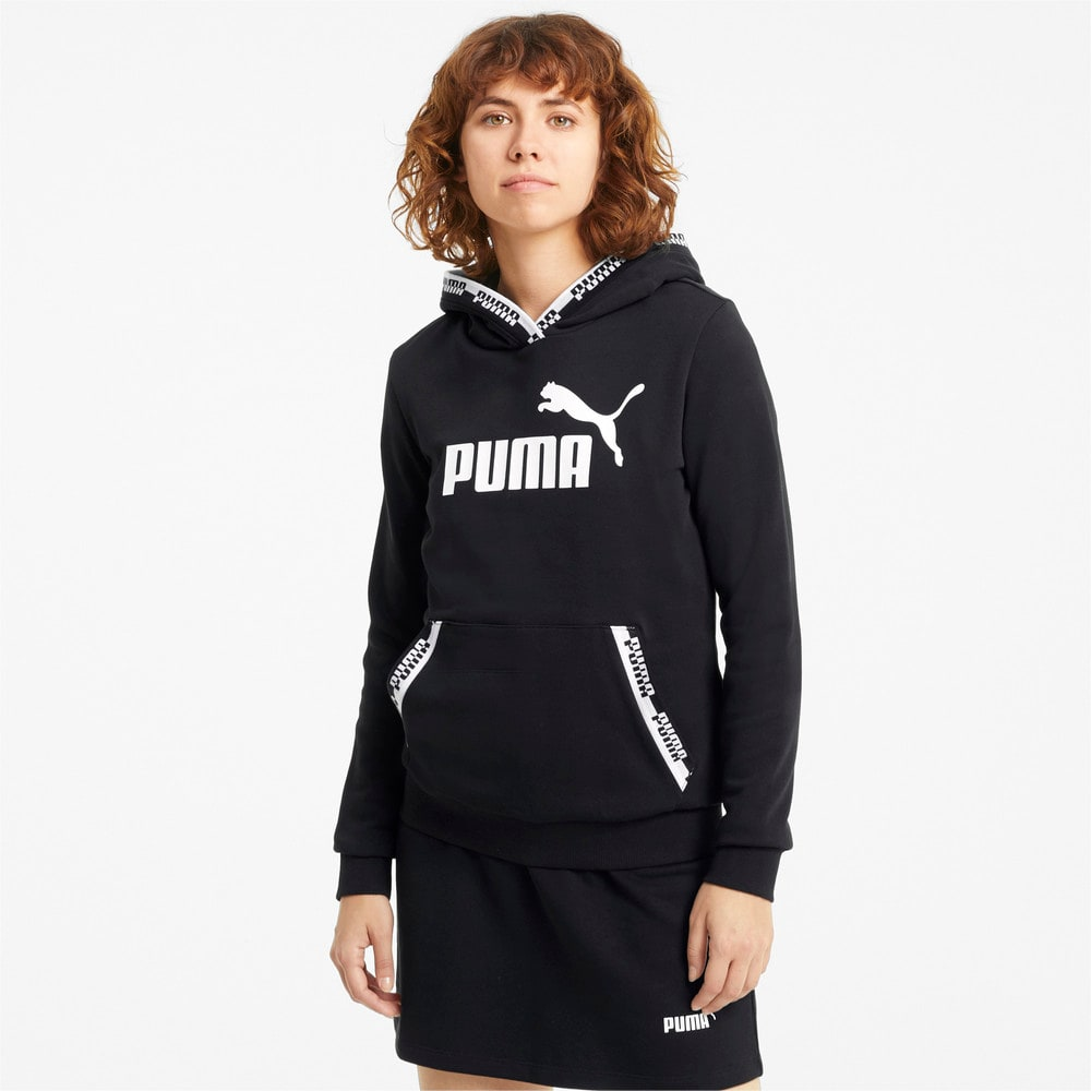 Изображение Puma Толстовка Amplified Women's Hoodie #1