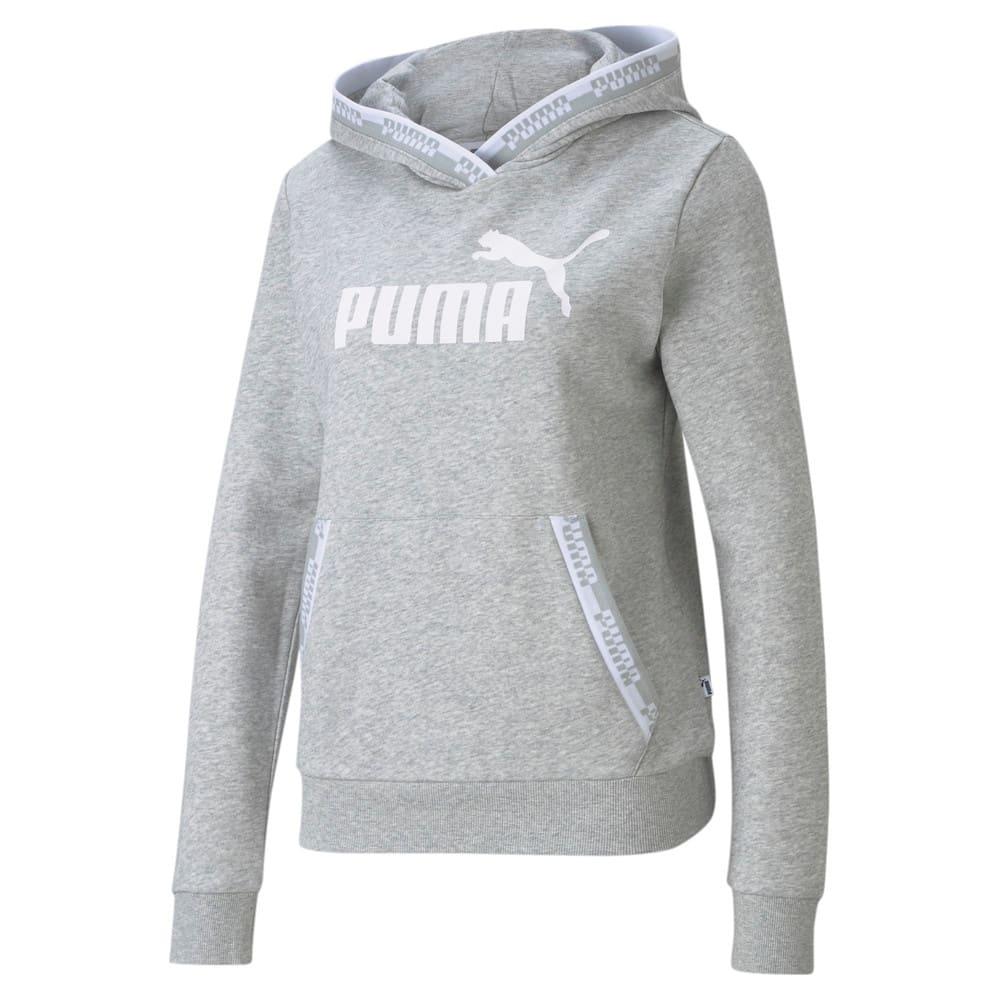 Imagen PUMA Polerón con capucha para mujer Amplified #1