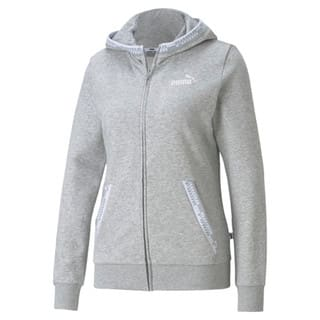 Изображение Puma Толстовка Amplified Full-Zip Women's Hoodie