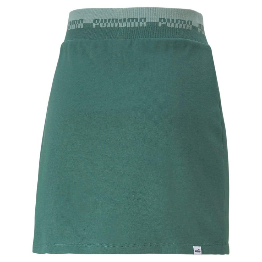 Изображение Puma Юбка Amplified Women's Skirt #2: Blue Spruce