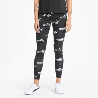 Изображение Puma Леггинсы Amplified Printed Women's Leggings