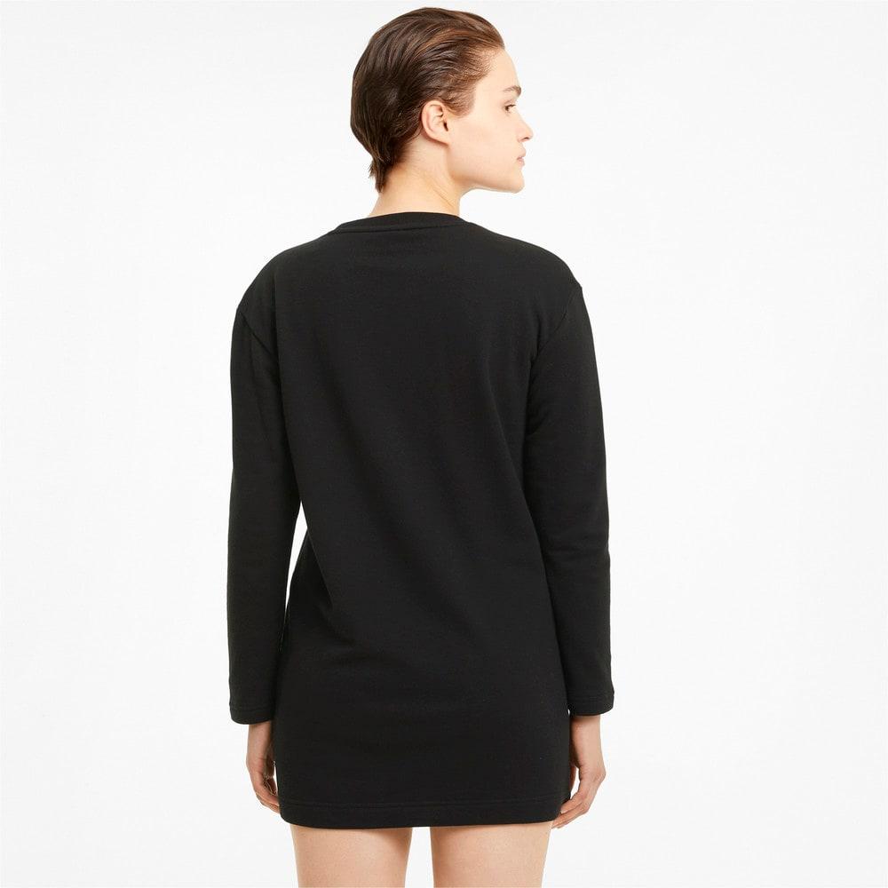 Изображение Puma Платье Modern Basics Crew Neck Women's Dress #2
