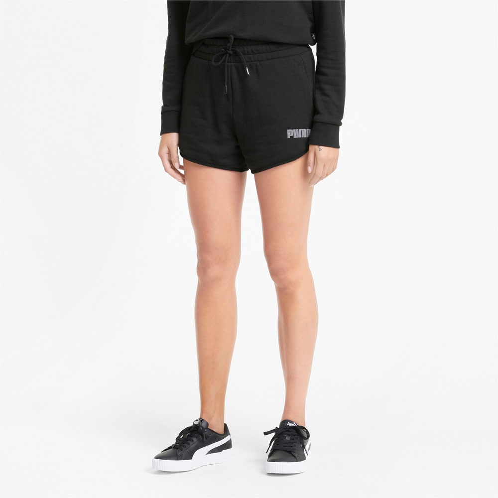 Изображение Puma Шорты Modern Basics High Rise Women's Shorts #1