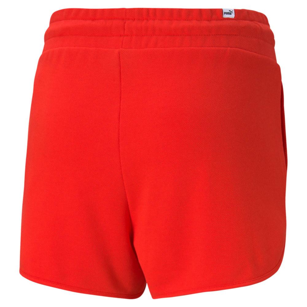 Зображення Puma Шорти Modern Basics High Rise Women's Shorts #2: Poppy Red