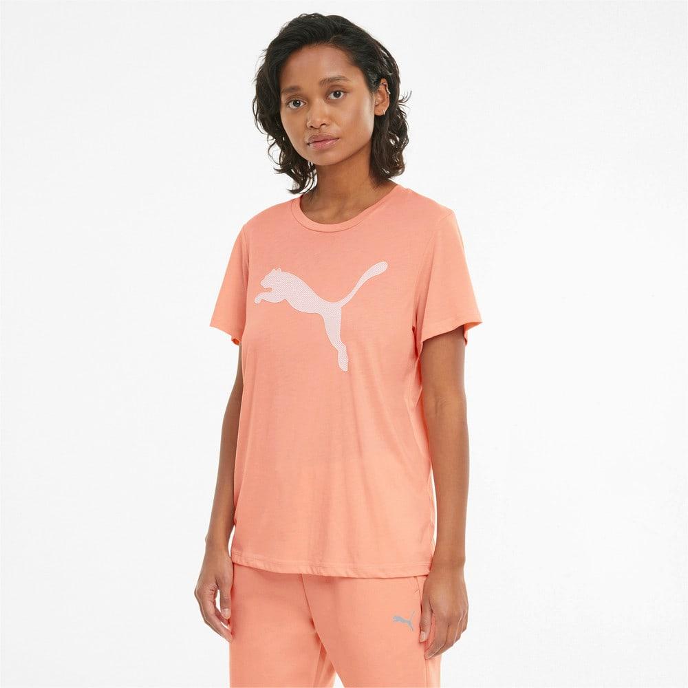 Зображення Puma Футболка Evostripe Women's Tee #1: Apricot Blush