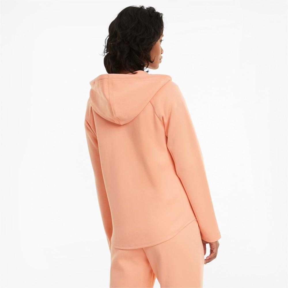 Изображение Puma Толстовка Evostripe Full-Zip Women's Hoodie #2