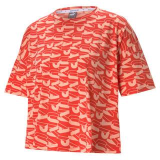 Camiseta Modern Sports Printed Feminina