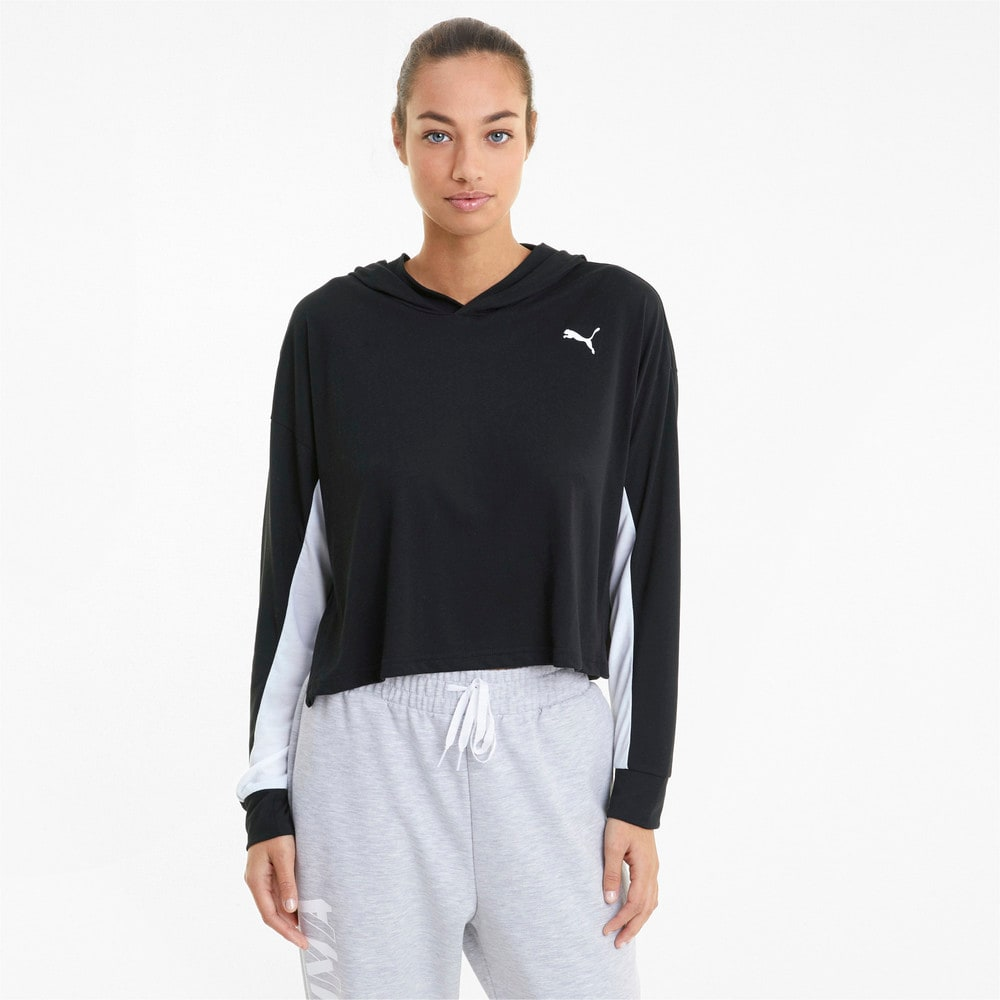 Изображение Puma Толстовка Modern Sports Light Women's Hoodie #1